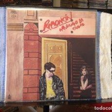 Discos de vinilo: RAMONCIN - ARAÑANDO LA CIUDAD (PUNK SPAIN) ALBUM LP ORIGINAL 1983 (VINILO NUEVO SIN USAR). Lote 172283019