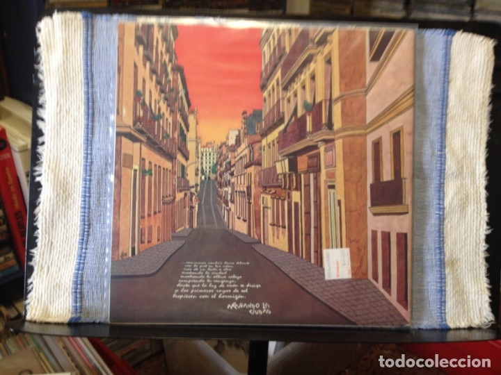 Discos de vinilo: RAMONCIN - ARAÑANDO LA CIUDAD (PUNK SPAIN) ALBUM LP ORIGINAL 1983 (VINILO NUEVO SIN USAR) - Foto 2 - 172283019