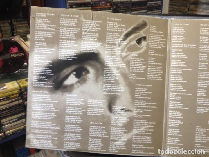 Discos de vinilo: RAMONCIN - ARAÑANDO LA CIUDAD (PUNK SPAIN) ALBUM LP ORIGINAL 1983 (VINILO NUEVO SIN USAR) - Foto 3 - 172283019