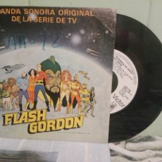 Discos de vinilo: BANDA SONORA ORIGINAL . FLASH GORDON SINGLE SPAIN 1981 PDELUXE. Lote 172283855