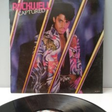 Discos de vinilo: CAPTURED 1985. Lote 172288169