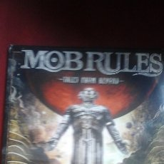 Discos de vinilo: MOB RULES TALES FROM BEYOND 2 LP DOBLE CARPETA PRECINTADO IRON MAIDEN. Lote 172289059
