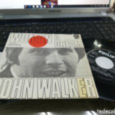 Discos de vinilo: JOHN WALKER SINGLE WOMAN ESPAÑA 1969. Lote 172289098