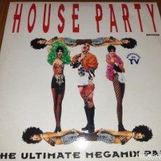 Discos de vinilo: DOBLE LP DISCO VINILO HOUSE PARTY PART III. Lote 172304887
