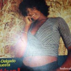 Discos de vinilo: ROBERTO DELGADO Y SU ORQUESTA- FESTIVAL CUBANO -10 PULGADAS. Lote 172314064
