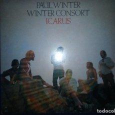 Discos de vinilo: PAUL WINTER / WINTER CONSORT – [EPIC – PE 31643 - US 1978]. Lote 172318018