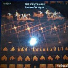 Discos de vinilo: THE PENTANGLE – THE PENTANGLE & BASKET OF LIGHT [TRANSATLANTIC RECORDS – DD-22025/26] SPAIN 1980. Lote 172318593