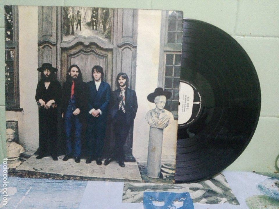 THE BEATLES HEY JUDE - APPLE LP ARGENTINA 1970 PEPETO TOP (Música - Discos - LP Vinilo - Pop - Rock - Extranjero de los 70)