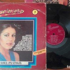 Discos de vinilo: ISABEL PANTOJA - EL CANCIONERO ..LP BELTER 1980. Lote 172344830