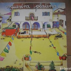 Discos de vinilo: ORQUESTRA PLATERIA ?– ORQUESTRA PLATERIA - ARIOLA 1980 - MAXI - PR. Lote 172347054