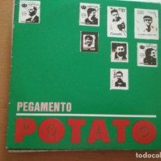 Discos de vinilo: POTATO PEGAMENTO SINGLE PROMOCIONAL. Lote 172365574