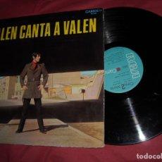 Discos de vinilo: VALEN - VALEN CANTA A VALEN - LP RCA 1969. Lote 172368994