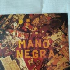 Discos de vinilo: MANO NEGRA – PATCHANKA. Lote 172387735