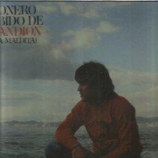 Discos de vinilo: PATXI ANDION CANCIONERO PROHIBIDO. Lote 172388205