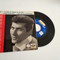 Discos de vinilo: GEORGE DANN / ALINE / EP 33 RPM / LA VOZ DE SU AMO 1965. Lote 172388888