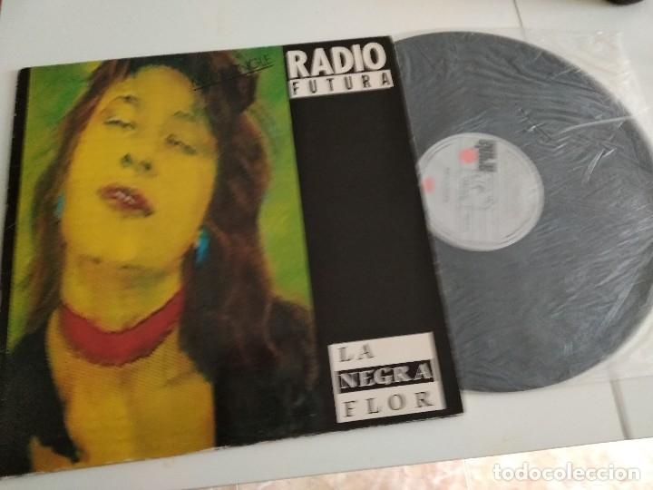 RADIO FUTURA / LA NEGRA FLOR / MAXI ARIOLA (Música - Discos de Vinilo - Maxi Singles - Grupos Españoles de los 70 y 80)