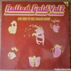 Discos de vinilo: THE ROLLING STONES/EDICIÓN ALEMANA 1981. Lote 172397645