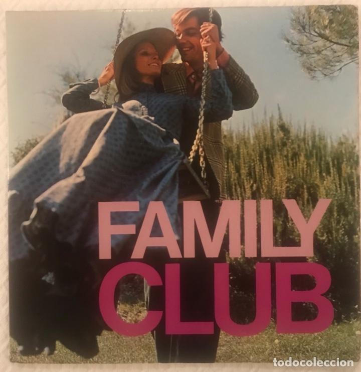 FAMILY CLUB JAIME PEREZ AUDIO VIDEO 1974 (Música - Discos - Singles Vinilo - Orquestas)