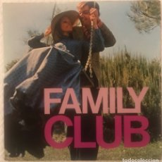 Discos de vinilo: FAMILY CLUB JAIME PEREZ AUDIO VIDEO 1974. Lote 172406979