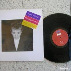 Discos de vinilo: LP DE PETER GABRIEL ,SHAKING THE TREE . Lote 172410083