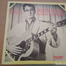 Discos de vinilo: BUDDY HOLLY THE NASHVILLE SESSIONS LP. Lote 172414365