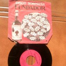 Discos de vinilo: DISCO DE FUNDADOR GRUPO FORMULA V . Lote 172415690