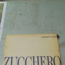 Discos de vinilo: ZUCCHERO. Lote 172417599