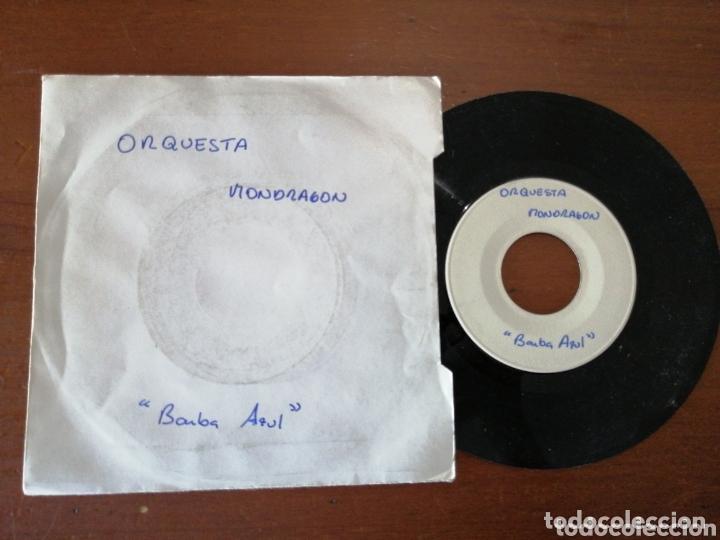 ORQUESTA MONDRAGÓN BARBA AZUL TEST PRESSING DIFÍCIL 1983 (Música - Discos - Singles Vinilo - Grupos Españoles de los 70 y 80)