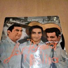 Discos de vinilo: LOS PAQUITOS Y MOLINA . Lote 172418320