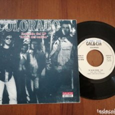Discos de vinilo: COLORADO TÚ YA NO ESTÁS GAL&CIA RECORDS 1994. Lote 172427238