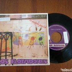 Discos de vinilo: LOS FLOTADORES LOLITA LA SALVAJE II POP ROCK PROMO 1991. Lote 172427645