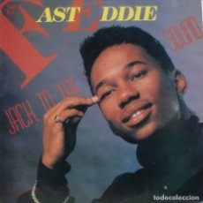 Discos de vinilo: FAST EDDIE - JACK TO THE SOUND LP SPAIN 1989. Lote 172427848