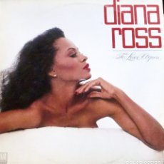 Discos de vinilo: DIANA ROSS - TO LOVE AGAIN LP SPAIN 1981. Lote 172428547