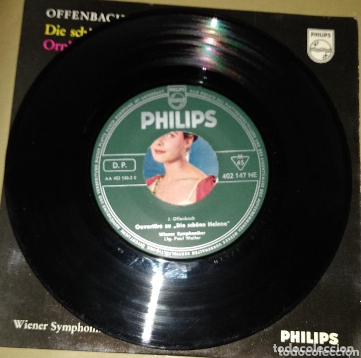 Discos de vinilo: Orquesta Sinfonica de Viena. Paul Walter - Doe schöne Helena - Foto 2 - 172451642