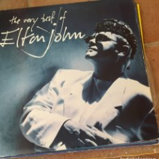 Discos de vinilo: ELTON JOHN THE VERY BEST. Lote 172470238