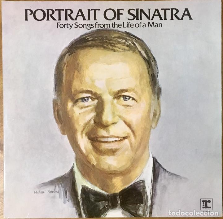 FRANK SINATRA - PORTRAIT OF SINATRA 2LP (Música - Discos - Singles Vinilo - Cantautores Extranjeros)