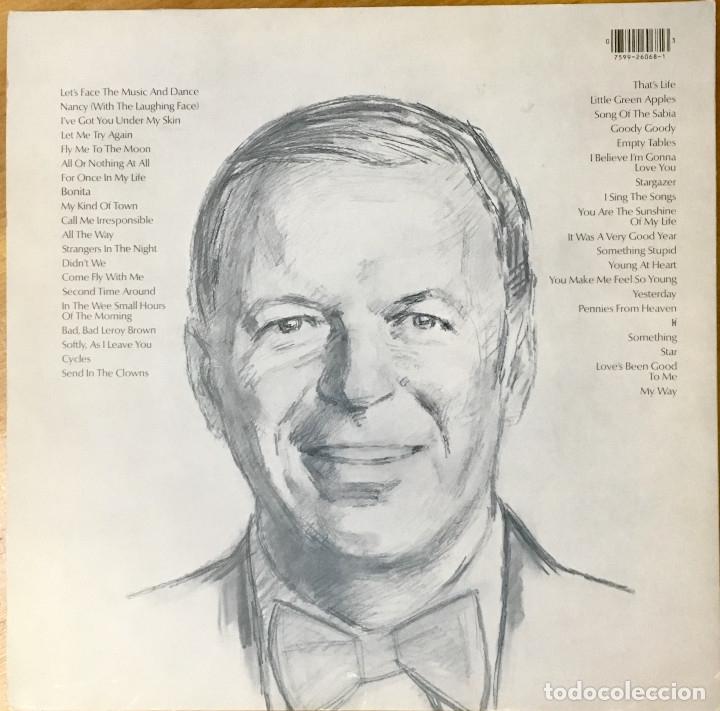 Discos de vinilo: FRANK SINATRA - PORTRAIT OF SINATRA 2LP - Foto 2 - 172474407