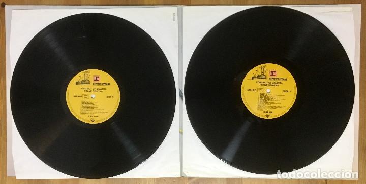 Discos de vinilo: FRANK SINATRA - PORTRAIT OF SINATRA 2LP - Foto 4 - 172474407
