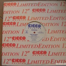Disques de vinyle: CASANOVA (7) ?– TAKE MY HEART (88 REMIX VERSION) - CICCO GOLDIES 1988 - LP - PR. Lote 172544833