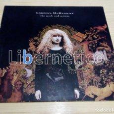 Discos de vinilo: LOREENA MCKENNITT – THE MASK AND MIRROR – VG++ VG++. CON ENCARTE. Lote 172574345