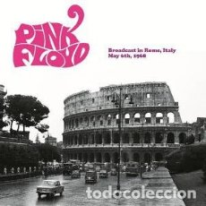 Discos de vinilo: PINK FLOYD – BROADCAST IN ROME, ITALY MAY 6TH, 1968 -LP-. Lote 221888156
