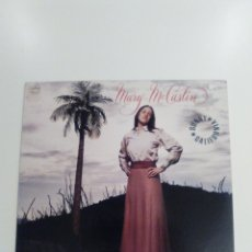 Discos de vinilo: MARY MCCASLIN SUNNY CALIFORNIA ( 1979 PHILO MERCURY USA ) EXCELENTE ESTADO. Lote 172594259