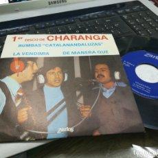 Discos de vinilo: CHARANGA SINGLE LA VENDIMIA 1976. Lote 172624920