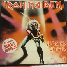 Discos de vinilo: IRON MAIDEN MAIDEN JAPAN MAXI SINGLE EMI. Lote 172633168