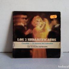 Discos de vinilo: LOS 3 SUDAMERICANOS . Lote 172634095