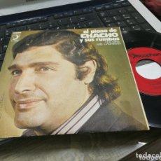 Discos de vinilo: CHACHO SINGLE OYE NIÑA 1972. Lote 172640993
