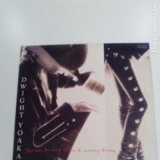 Discos de vinilo: DWIGHT YOAKAM BUENAS NOCHES FROM A LONELY ROOM ( 1988 REPRISE ESPAÑA ). Lote 172644155