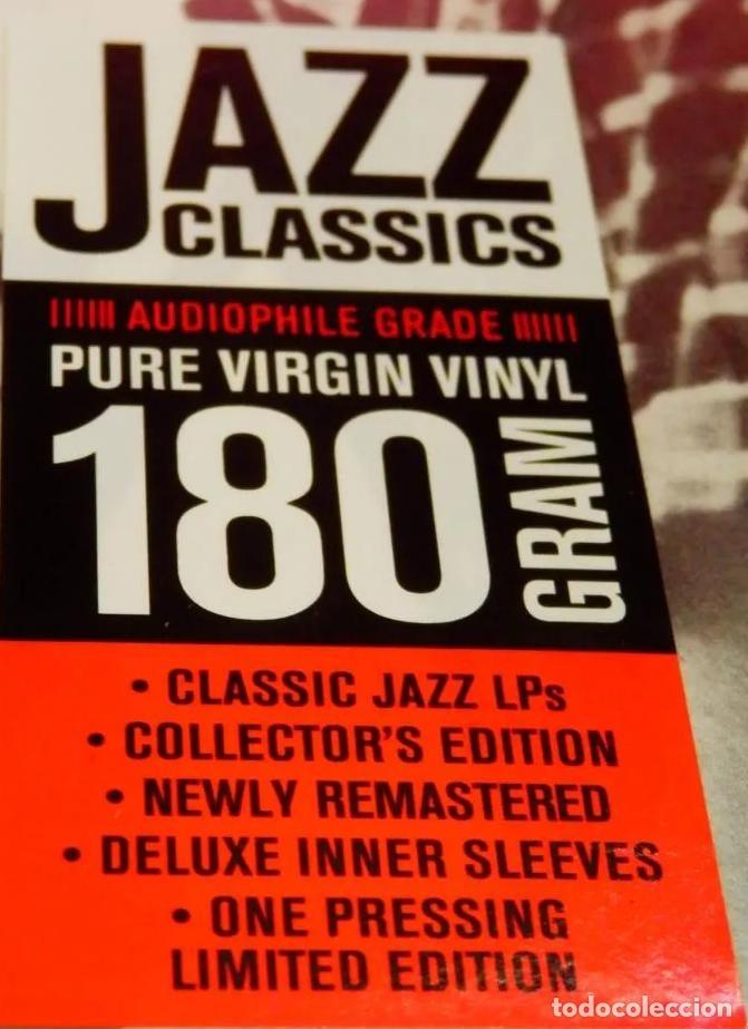Discos de vinilo: John Coltrane And Thelonious Monk * LP Deluxe 180g * Historic Meeting * Precintado - Foto 4 - 172647257