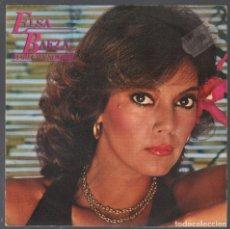 Discos de vinilo: ELSA BAEZA - MARÍA SIN NOMBRE / LA CASA SINGLE CBS DE 1980 RF-3970 , PERFECTO ESTADO. Lote 172664319
