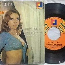Discos de vinilo: ESTRELLITA - PERDONAME / ESTRELLITA DEL CIELO / GRACIAS MUCHAS GRACIAS + 1 DEL 1974 MEXICO (RARO). Lote 172669133